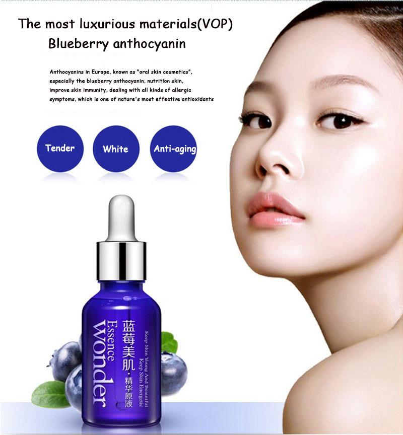 Blueberry Wonder Essence Facial Serum  (FREE Shipped By DHL, 3-7 Business Days) - BIOAQUA? OFFICIAL STORE