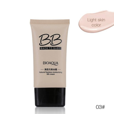 Natural Flawless Moisturizing BB Cream - Back to Baby