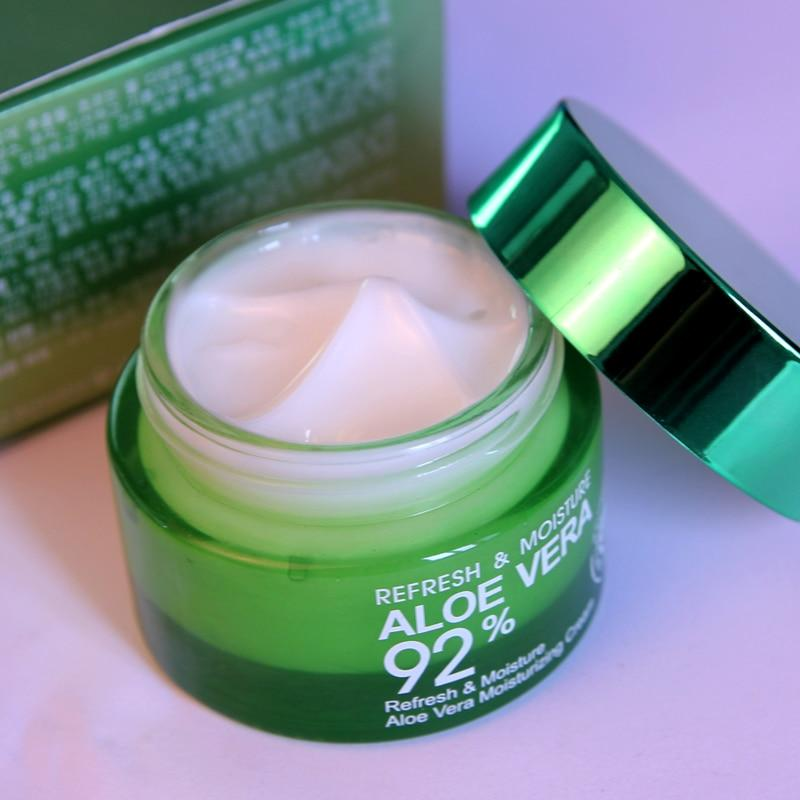 Aloe Vera Essence Gel Facial Cream - 92% Aloe Extracts - BIOAQUA? OFFICIAL STORE