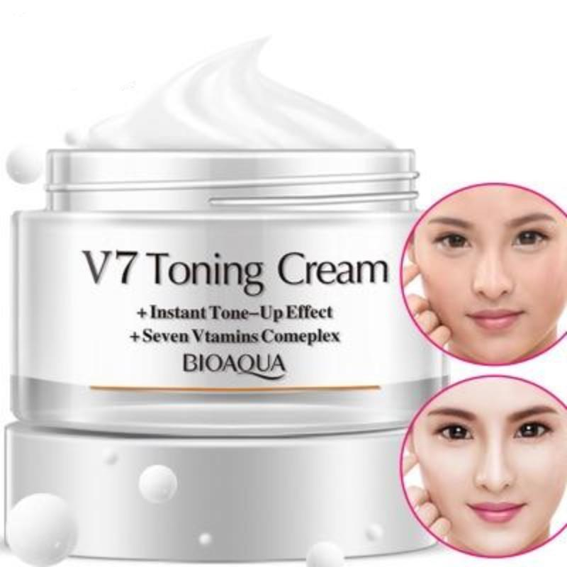 V7 Vitamins Complex Deep Moisturizing Face Cream