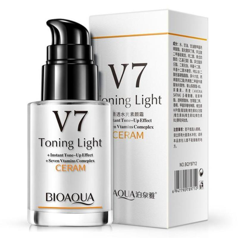 V7 Toning Light Deep Hydration Cream