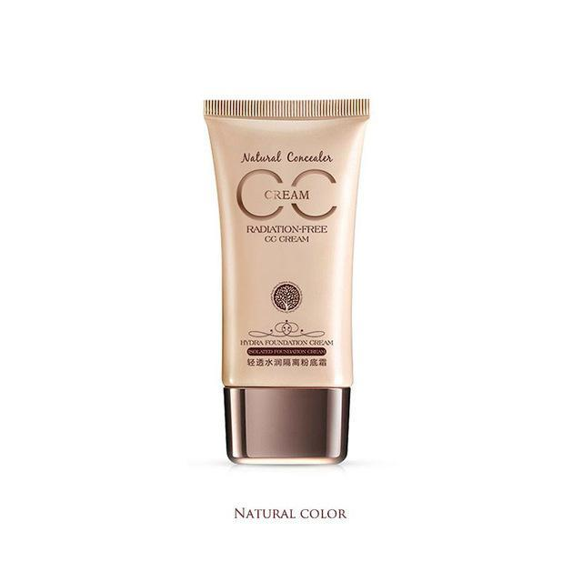 Natural Concealer Makeup CC Cream