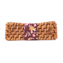 Load image into Gallery viewer, DIOSA Rattan Bow Tie