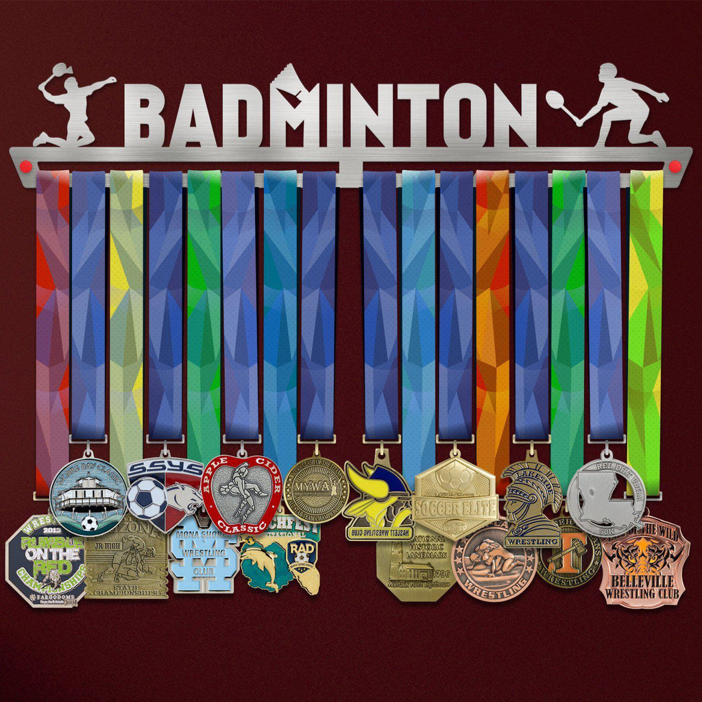 Suport Medalii Badminton-Victory Hangers®