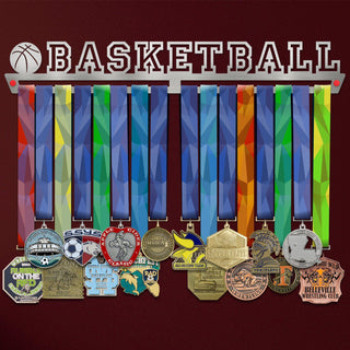 Suport Medalii Basketball-Victory Hangers®