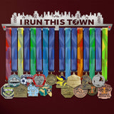 Suport Medalii I Run This Town-Victory Hangers®