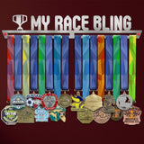 Suport Medalii My Race Bling-Victory Hangers®