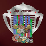 Suport Medalii My Victories V1-Victory Hangers®