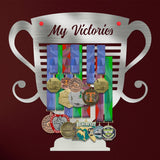 Suport Medalii My Victories V2-Victory Hangers®