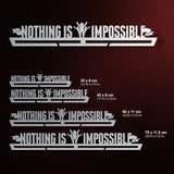 Suport Medalii Nothing Is Impossible V2-Victory Hangers®