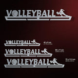 Suport Medalii Volleyball FEMININ-Victory Hangers®