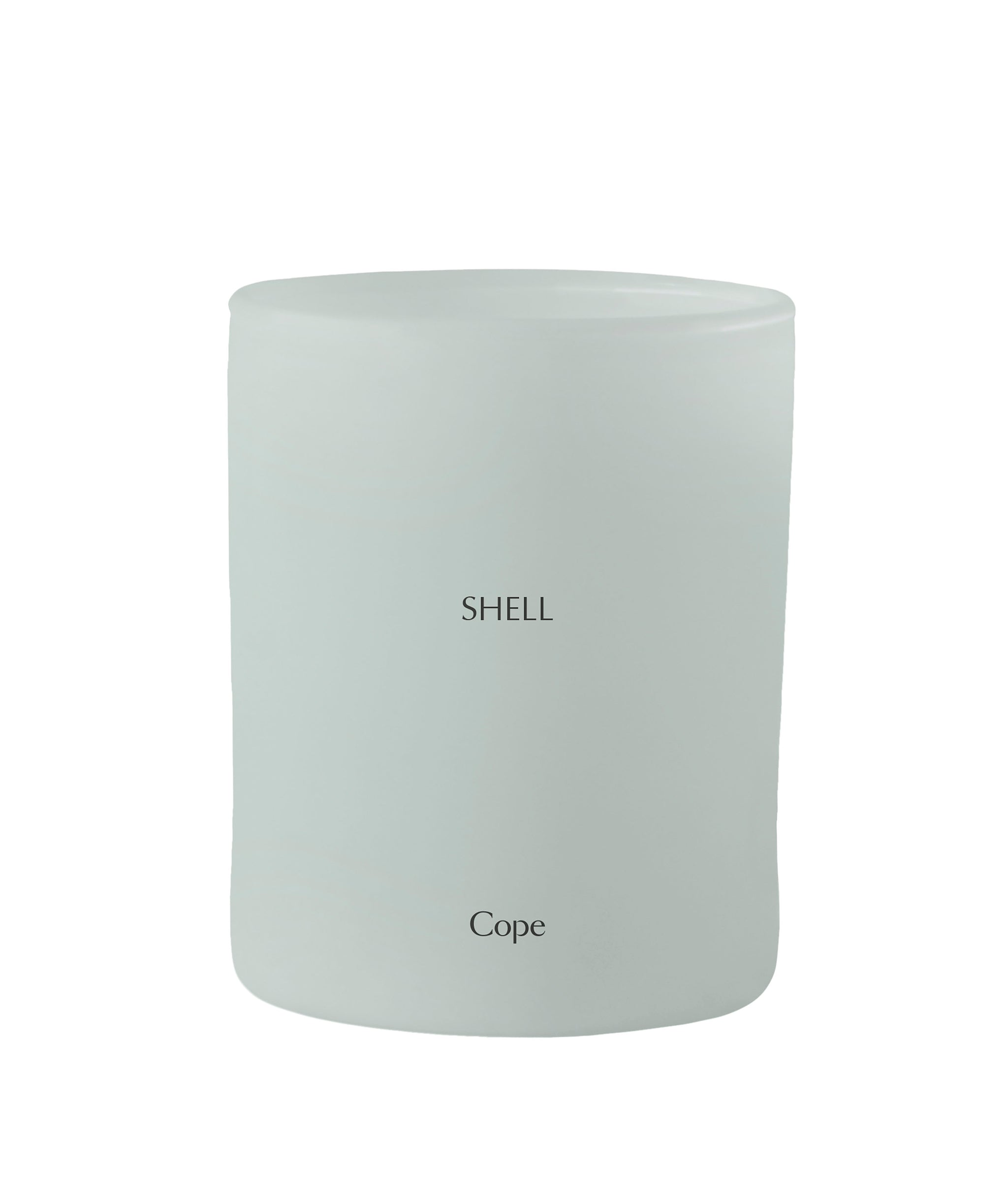 Speckle Shell Candle