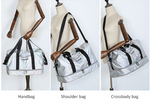 Fashionable Multi Purpose Bag - The Hummingbird Effect