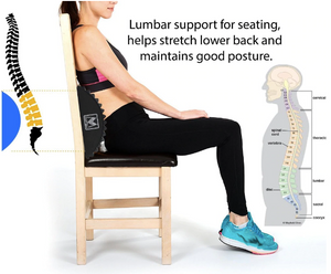 Superior Lower Back Stretcher - The Hummingbird Effect