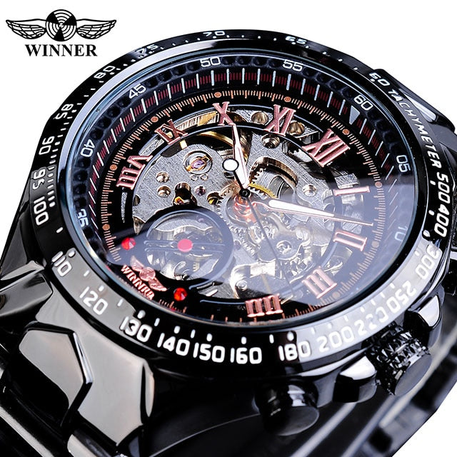 Winner Sport Watch - The Hummingbird Effect
