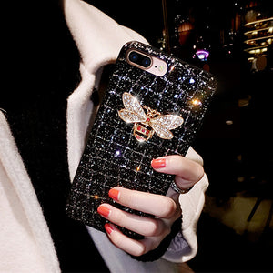 Glossy Phone Case (Samsung, iPhone) - The Hummingbird Effect