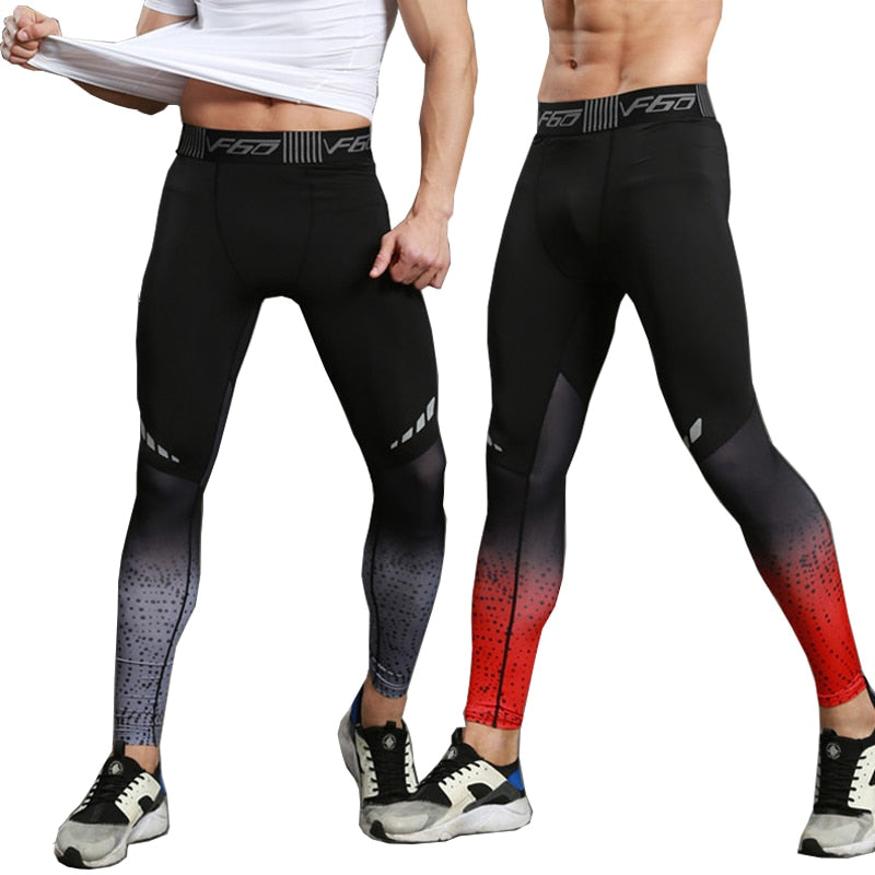 Action Leggings for Men - The Hummingbird Effect