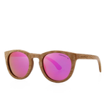 Handmade Wood Sunglasses - The Hummingbird Effect