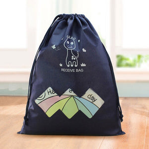 Cute Storage Bags - The Hummingbird Effect