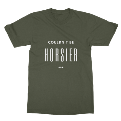 Couldn't be Horsier! Boyfriend Fit T-Shirt