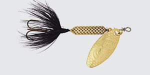Worden's Yakima Bait Original Rooster Tail Mayfly