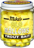 Atlas Mike's Glo Mallows Trout Fishing Bait 1.5 Oz Jar