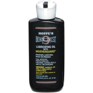 Hoppe's Bench Rest 9 Gun & Reel Lubricating Oil