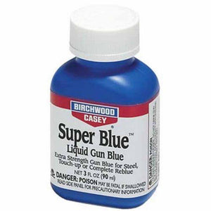 Birchwood Casey R2 Super Blue Extra Strength Reblue 3 Oz Bottle