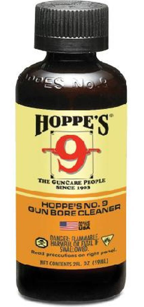 Hoppes 9 Gun Bore Cleaner 2 Oz Bottle
