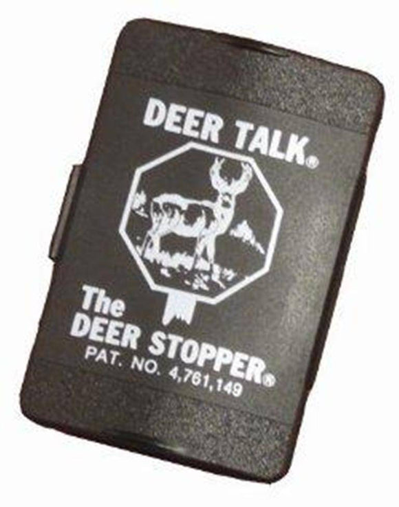 Elk Inc Mule Blacktail Whitetail Deer Talk Stopper Game Call Pocket Size