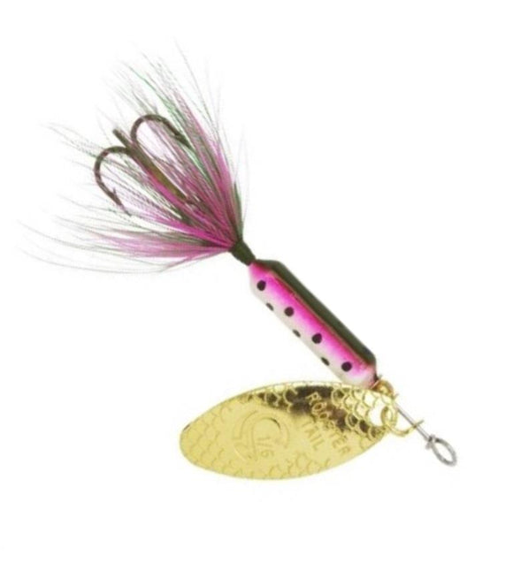 Worden's Yakima Bait Rooster Tail Rainbow Trout