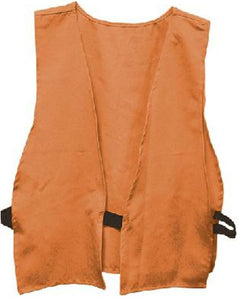 Primos Blaze Orange Safety Vest One Size Fits Most 6365