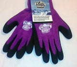 Red Steer Women's Purple Chilly Grips Gloves S/M/L