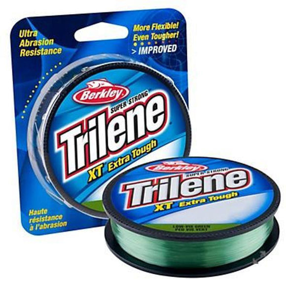 Berkley Trilene XT Fishing Line 330 Yards Green 4 6 8 Lb Test Choice of Sizes