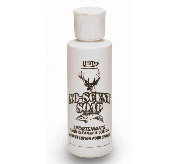 Lindy No Scent Soap Sportsman Hand Cleaner & Lotion