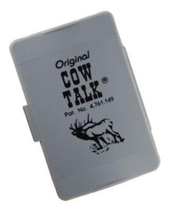 Elk Inc. Original Cow Talk Elk Call Stopping Bulls Pocket Size