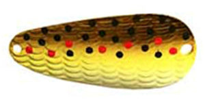 Thomas Lures Cyclone 1/6 oz Wobbler Spoon
