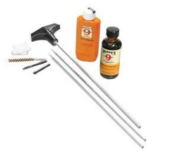 Hoppes Gun Cleaning Kit 22-.225 U22B