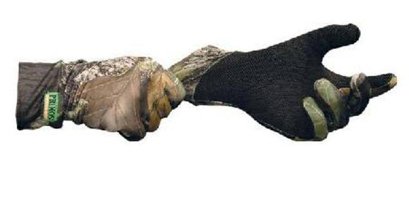 Primos Stretch Fit Gloves Realtree APG HD Camouflage