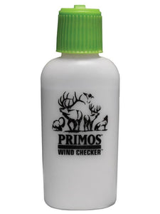 Primos Wind Checker Wind Detector 2 Oz Bottle