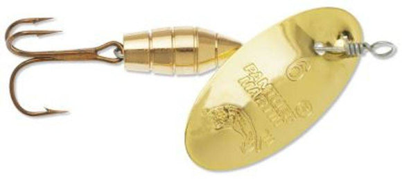Panther Martin Deluxe Gold Bullet Shaped Spinner Fishing Lure