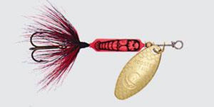 Worden's Yakima Bait Original Rooster Tail Crawdad