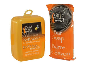 Dead Down Wind Odorless Bar Soap With Travel Case