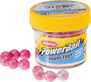 Berkley Powerbait Floating Power Salmon Eggs Fishing Bait Choice of Colors
