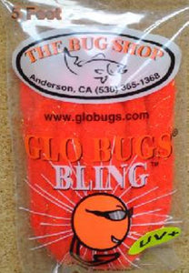 The Bug Shop Bling Fat Yarn Fly Tying Material
