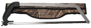 "Wyoming Knife Co. Break Apart Saw With Camouflage Cordura Case 18""                                     &nbsp"