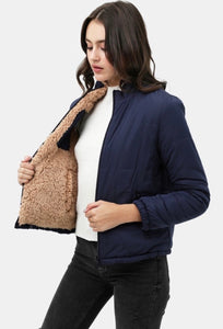 Wonderland Reversible Sherpa