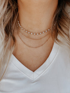 Gianna Stackable Necklace