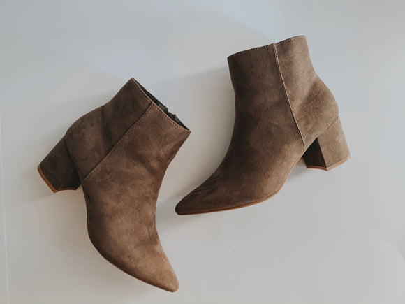 Go Your Own Way Booties