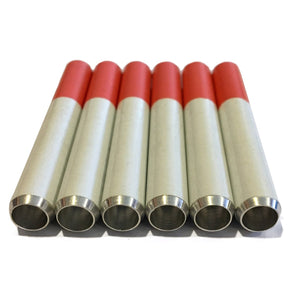 "2"" Aluminum Tobacco Bat - 6 Pack"